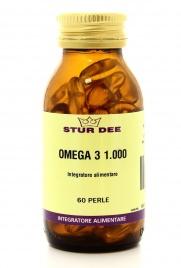 Integratore Alimentare - Omega 3 1.000