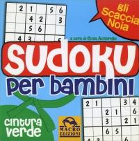 Sudoku per Bambini - Cintura Verde