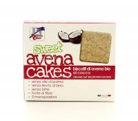 Sweet Avena Cakes - Biscotti al Cocco