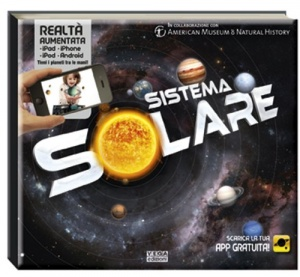 SISTEMA SOLARE 3D Con app per iphone, ipad, ipod e android
