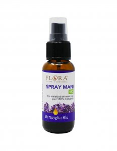 Spray Mani Meraviglia Blu Lavanda