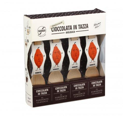 Cioccolata in Tazza Extra Fondente
