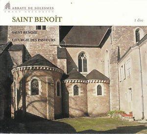 Saint BenoÎt. Canti Gregoriani