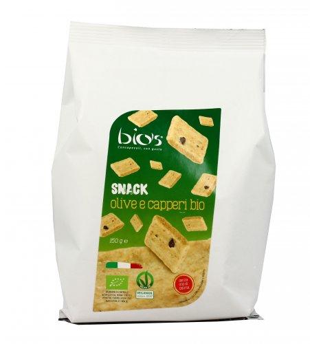 Snack Olive e Capperi