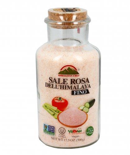 Sale Rosa Fino con Tappo Sughero
