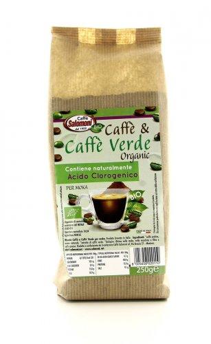 Caffe e Caffe Verde Organic