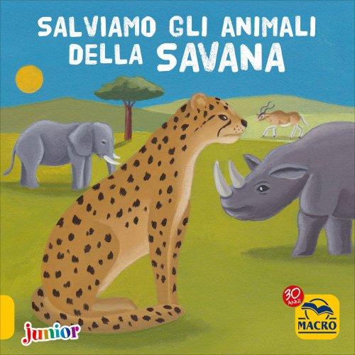Salviamo gli Animali della Savana