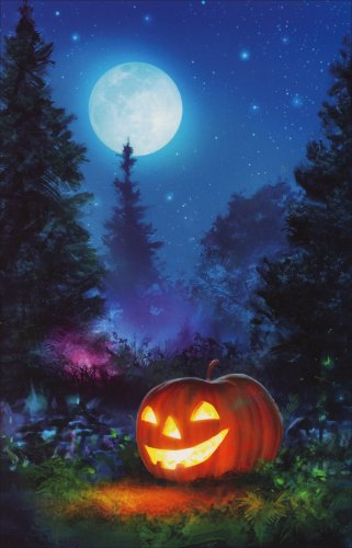 Biglietto Auguri - Samhain