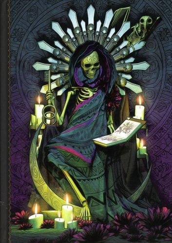 Santa Muerte Journal - Taccuino