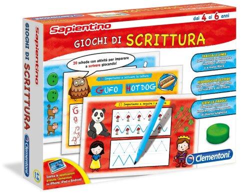 Giochi di Scrittura Sapientino