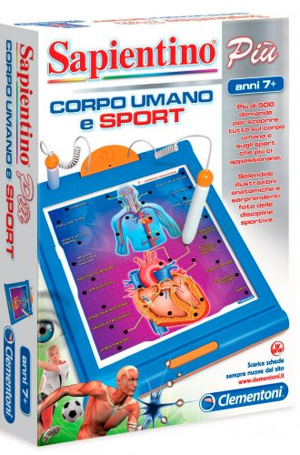 Sapientino Più - Corpo Umano e Sport