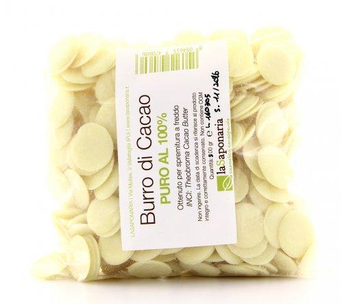 Burro di Cacao Biologico - 500 gr