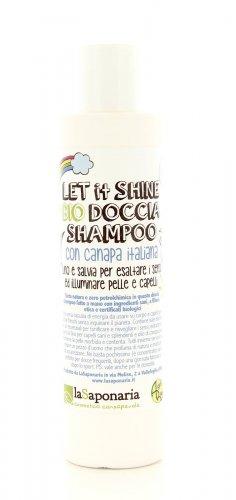 Hippines Uomo - Let It Shine Doccia Shampo