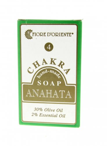 Sapone Chakra n.4 Anahata - 70 g.