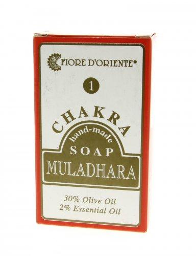 Sapone Chakra n.1 Muladhara - 70 g.