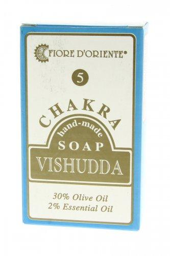 Sapone Chakra n.5 Vishudda - 70 g.