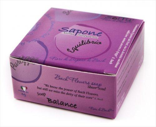 Fiori di Sapone di Bach - Equilibrio