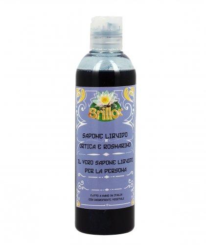 Sapone Liquido con Ortica e Rosmarino