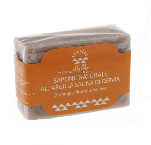 Sapone Naturale all'Argilla Salina di Cervia