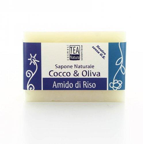 Sapone Naturale Cocco & Oliva - Amido di Riso