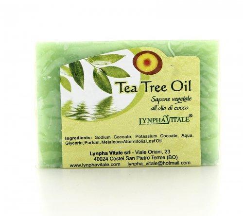 Sapone Naturale Tea Tree Oil