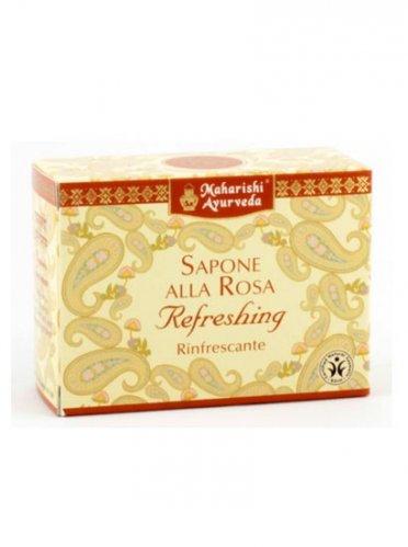 Sapone alla Rosa Rinfrescante - Maharishi Ayurveda
