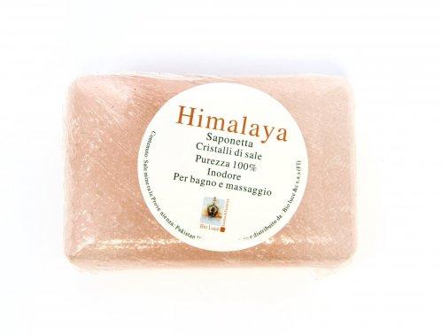 Saponetta ai Cristalli di Sale Himalaya