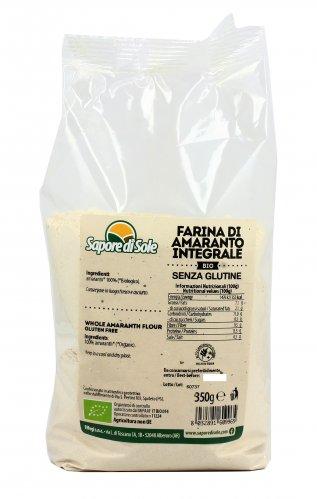 Farina di Amaranto Integrale Biologica - Senza Glutine