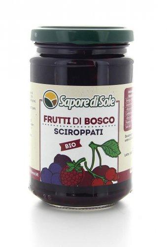 Frutti di Bosco Sciroppati Biologici