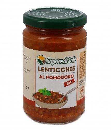 Lenticchie di Pomodoro Bio