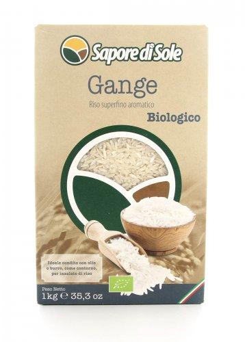 Riso Superfino Aromatico Biologico Gange