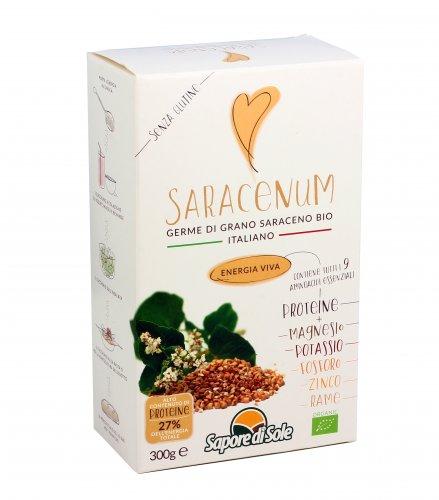 Saracenum - Germe di Grano Bio Italiano