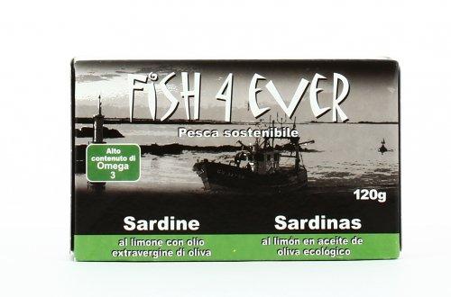 Sardine al Limone - Fish 4 Ever