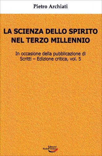 La Scienza dello Spirito nel Terzo Millennio