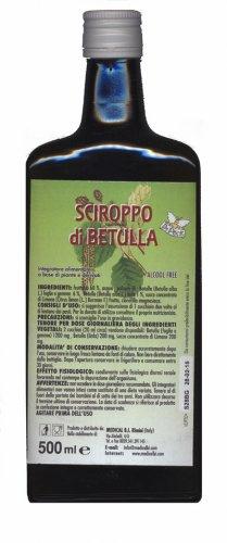Sciroppo di Betulla - 500 ml