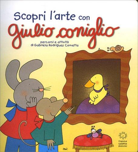 Scopri l'Arte con Giulio Coniglio