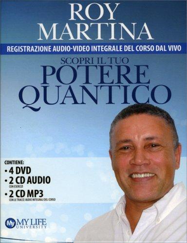 Scopri Il Tuo Potere Quantico (4 Dvd + 2 Cd Audio + 2 CD mp3)