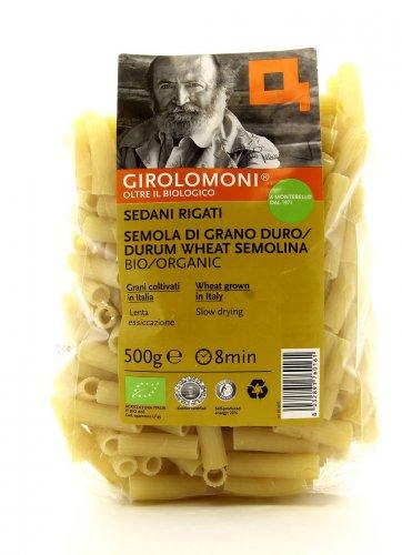 Sedani Rigati di Semola di Grano Duro Bio - 500 gr.