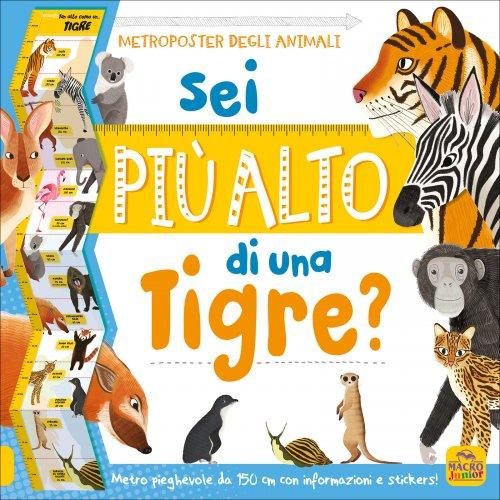 Sei più Alto di una Tigre?