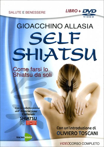 Self Shiatsu - Videocorso in DVD