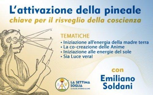 Seminario - L'Attivazione della Pineale (Videocorso Digitale)