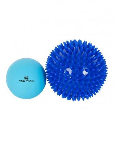Set Trigger Point Blu - Massage Ball e Spikey Ball