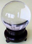 Sfera di Cristallo Diametro 12 cm
