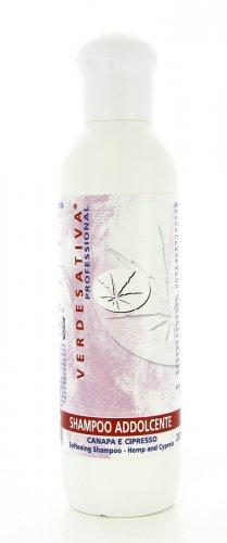 Shampoo Addolcente Canapa e Cipresso