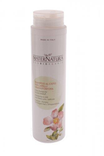 Shampoo al Cisto per Capelli Grassi/Forfora