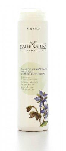 Shampoo alla Borragine per Capelli Chimicamente Trattati