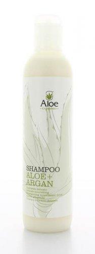 Shampoo con Aloe e Argan