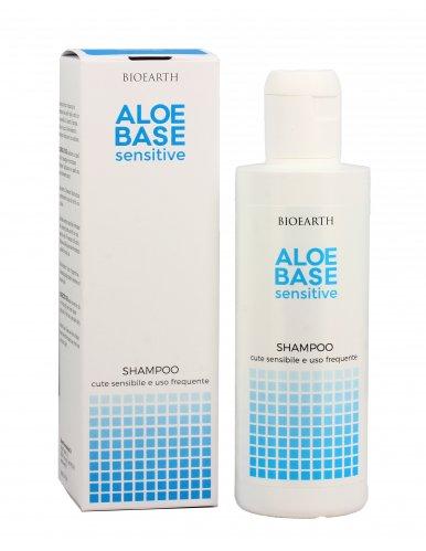 Shampoo - Aloe Base Sensitive
