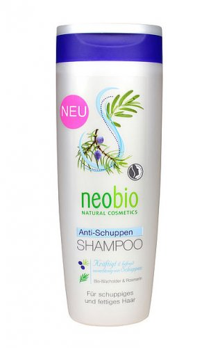 Shampoo Antiforfora al Ginepro e Rosmarino - Anti-Schuppen Shampoo