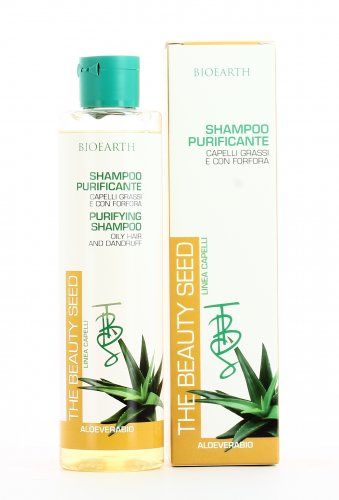 Shampoo Purificante - 250 ml.